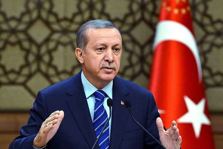 Erdogan says Turkey appealed to UNESCO together with Azerbaijan and Iran
