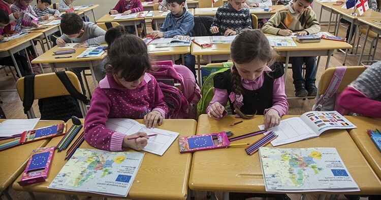 Georgia to resume studies in classrooms from October 4