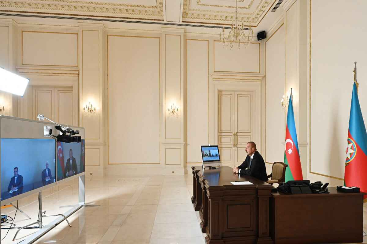 Azerbaijani President: Everyone can see that no-one can stand above the law