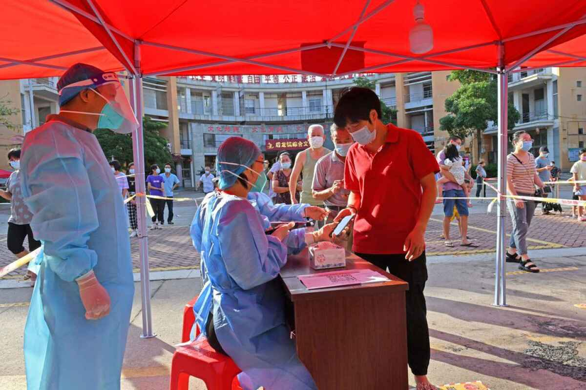 COVID-19 cases in southeast China more than double as Delta spreads