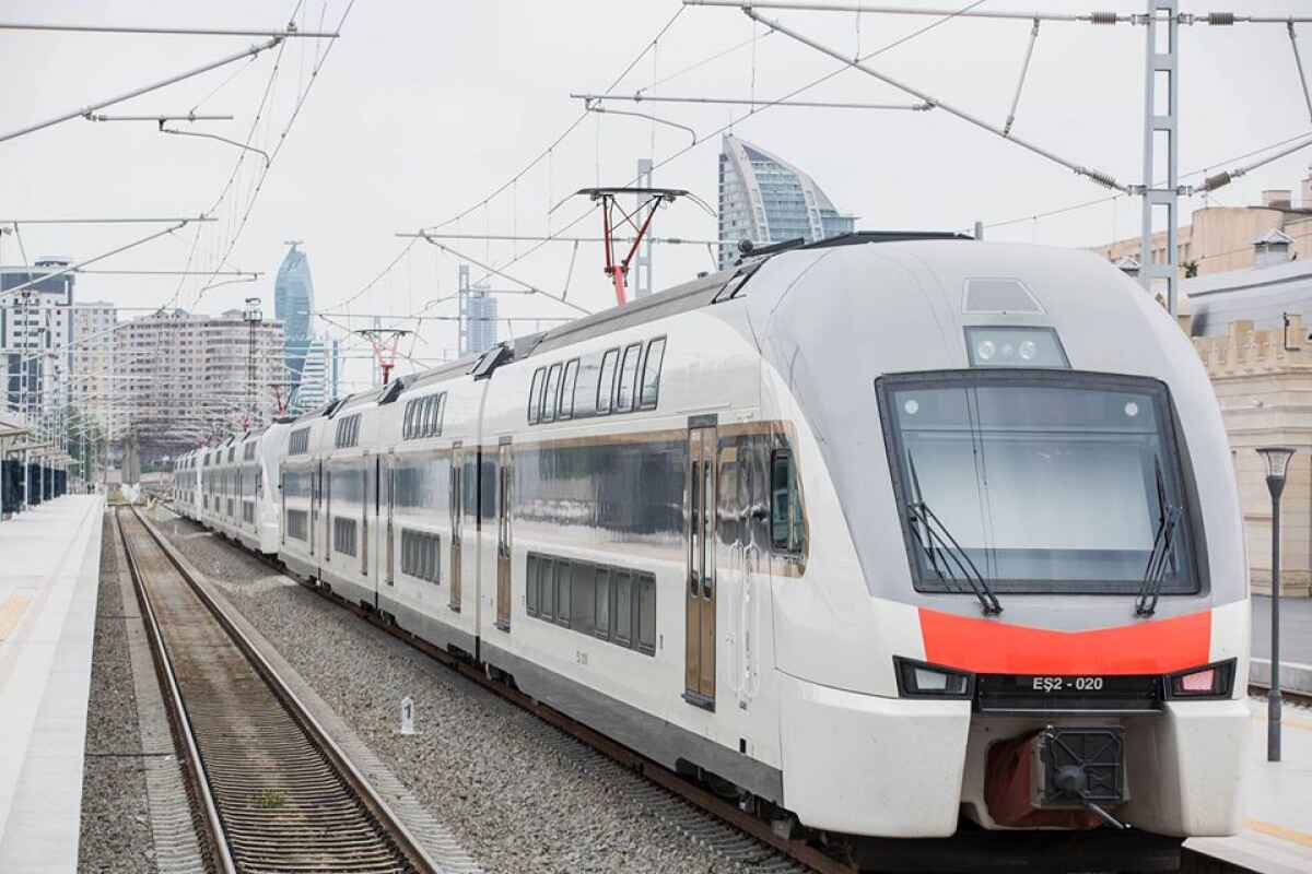 Number of Baku-Sumgayit trains to be increased-TABLE