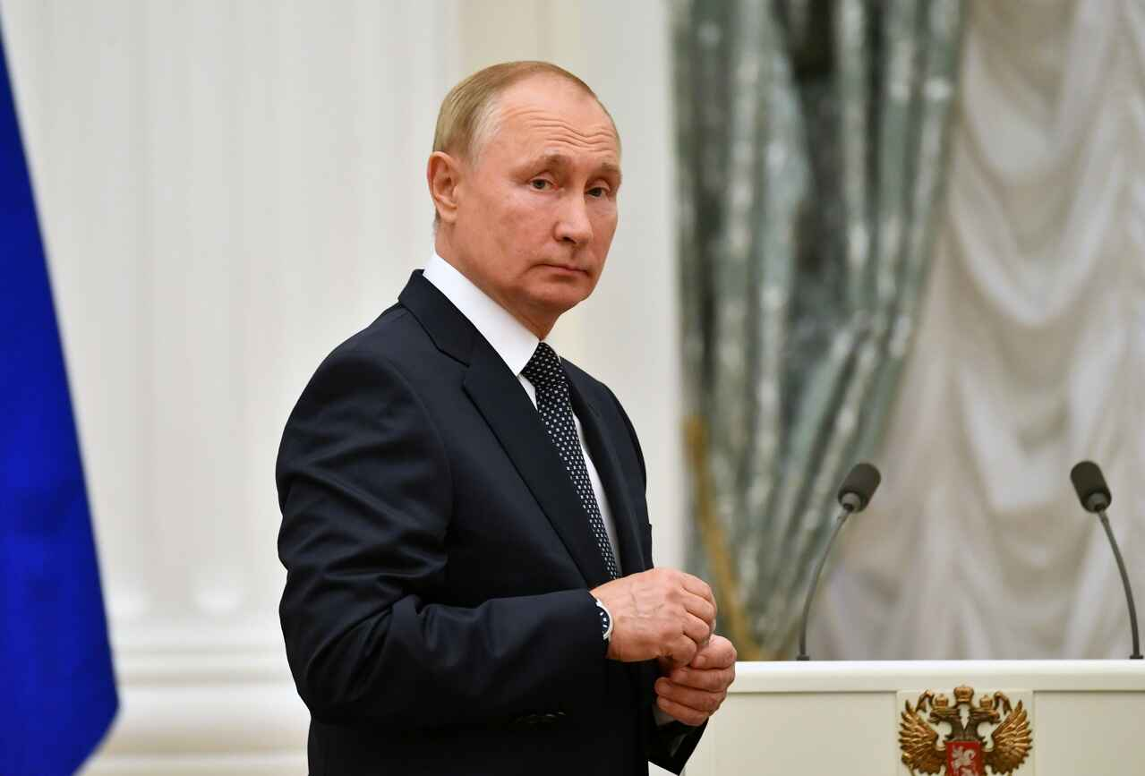 Russian President apologizes for not being able to attend CSTO's summit in person