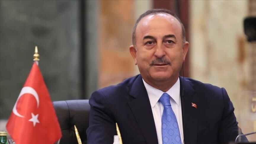 Turkey's foreign minister congratulates outgoing president of UNGA